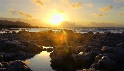 Oahu Sunrise and Where to Watch It   Only In Hawaii