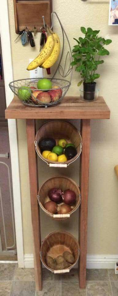 20 Useful Fruit Storage Ideas That You Will Love
